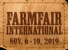 Farmfair International 2019