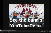 Hugh McLennan and the Western Spirit Band YouTube Demo