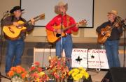 Hugh McLennan and the Western Spirit Band performed at the Calvary Community Church, Friday, September 21st