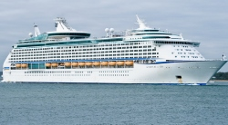 We will sail on Royal Caribbean's Adventur of the Sea
