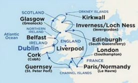 12 day British Isles Cruise